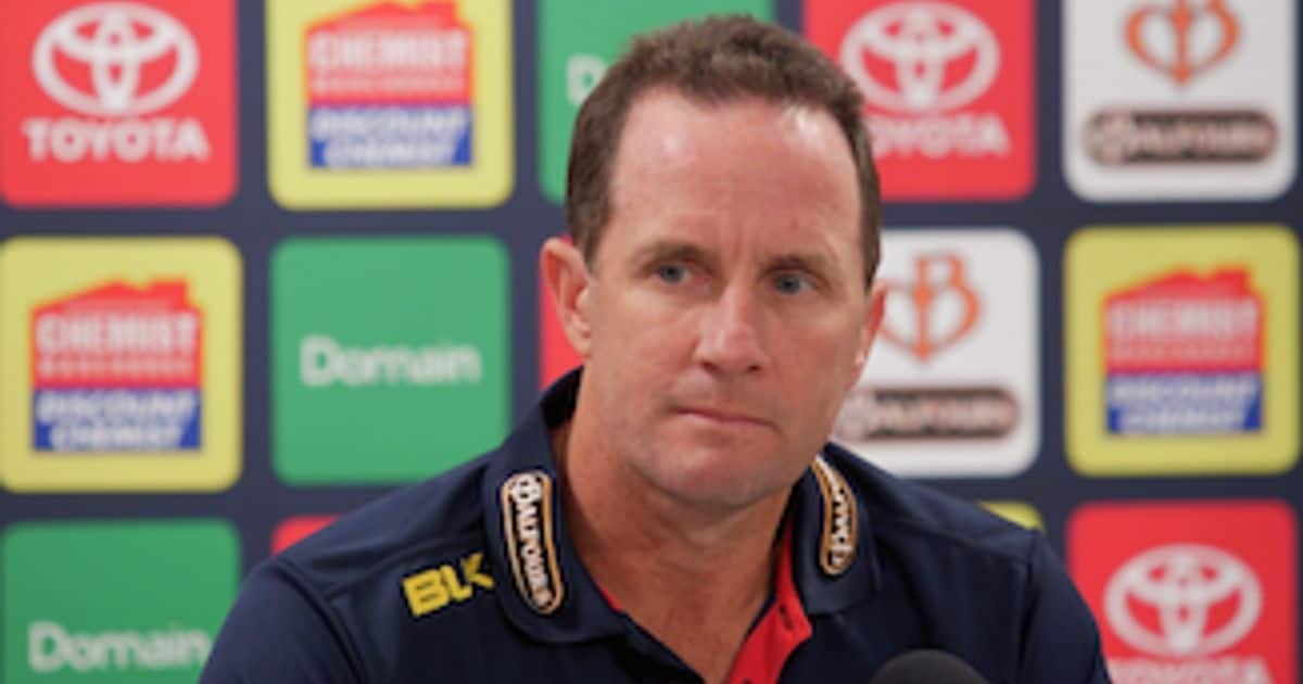 Crows keep narrow focus - AFC.com.au